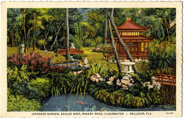 Eagles Nest Japanese Gardens - Belleair