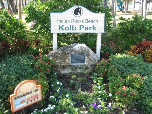 Kolb Park - Indian Rocks Beach - IRB
