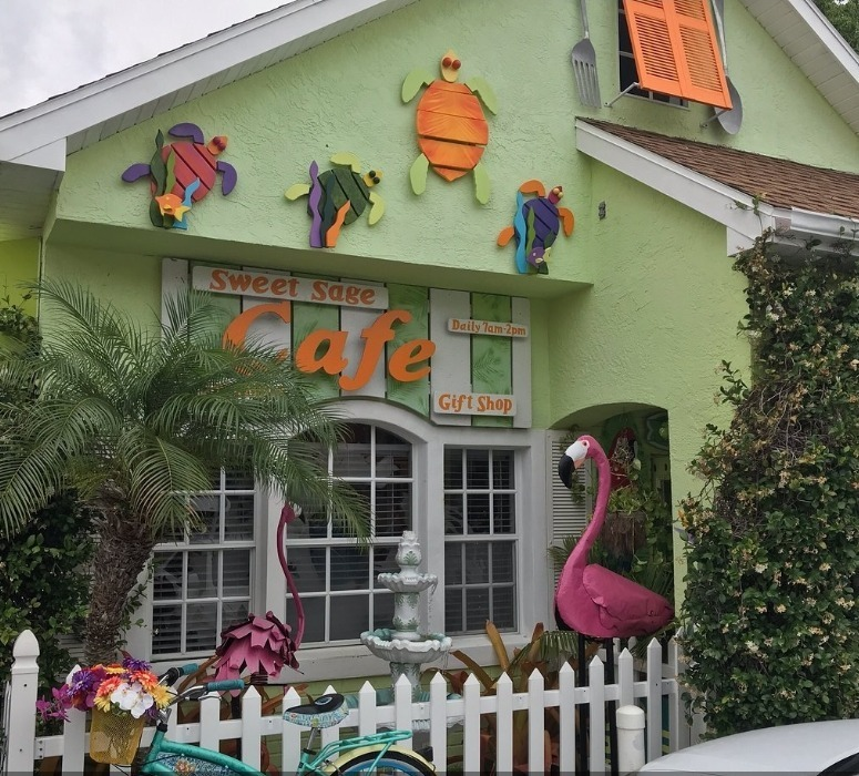 Sweet Sage Cafe - North Redington Beach
