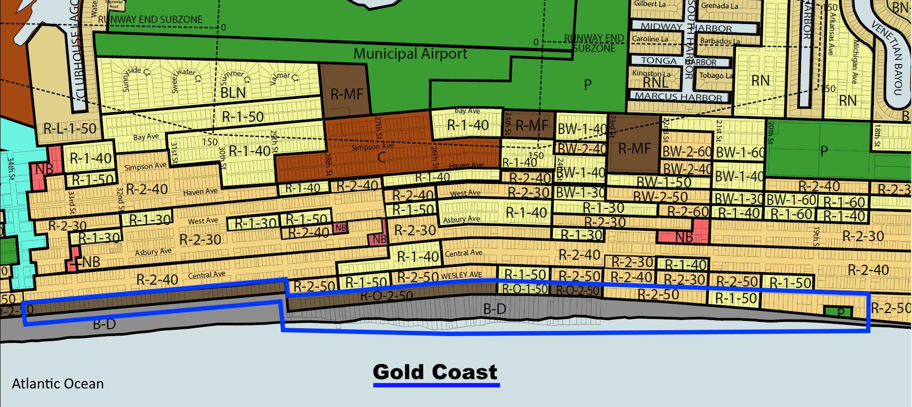OCNJ Gold Coast Quick Search