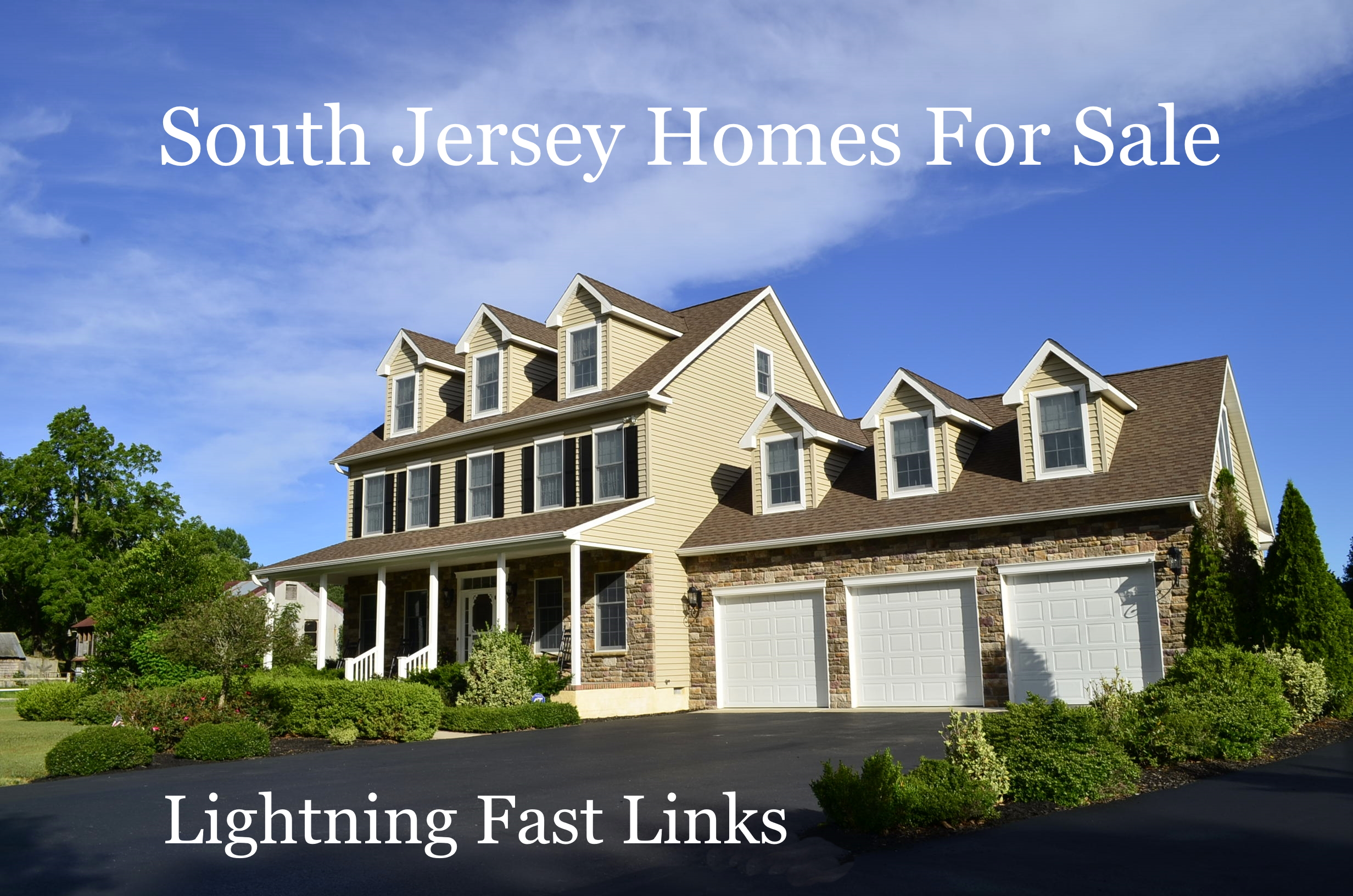 South Jersey Homes For Sale