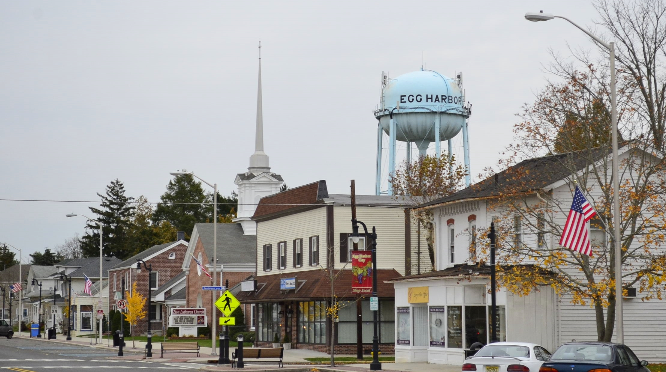 Downtown Egg Harbor City