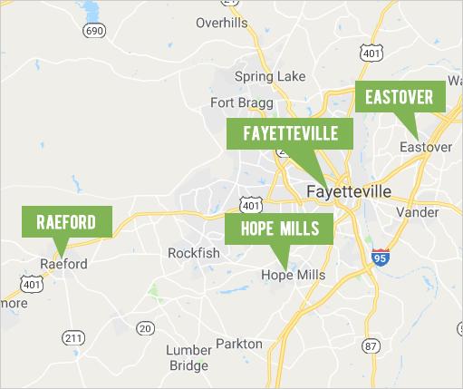Explore Fayetteville Real Estate