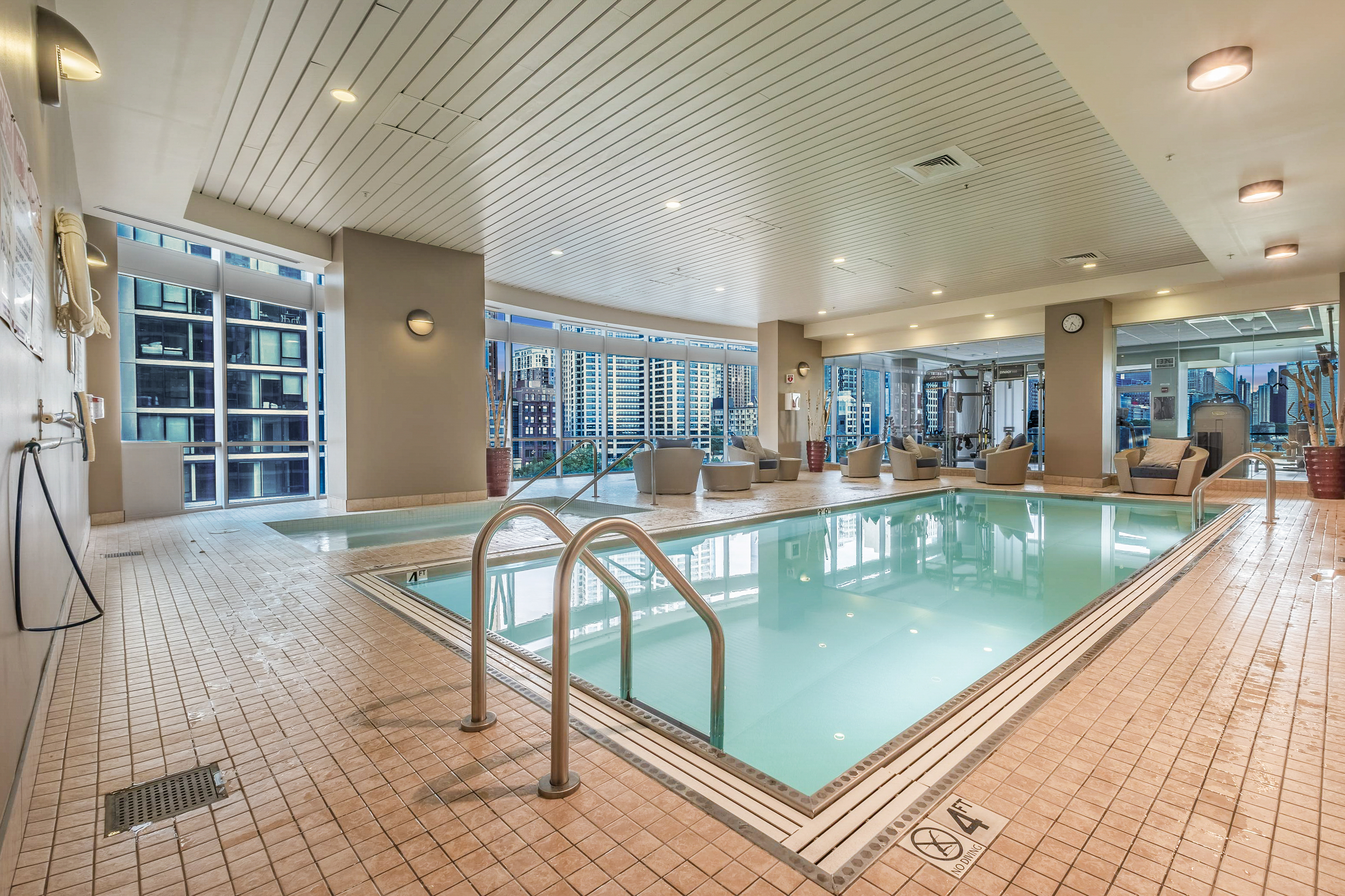 The Grant - Indoor Pool