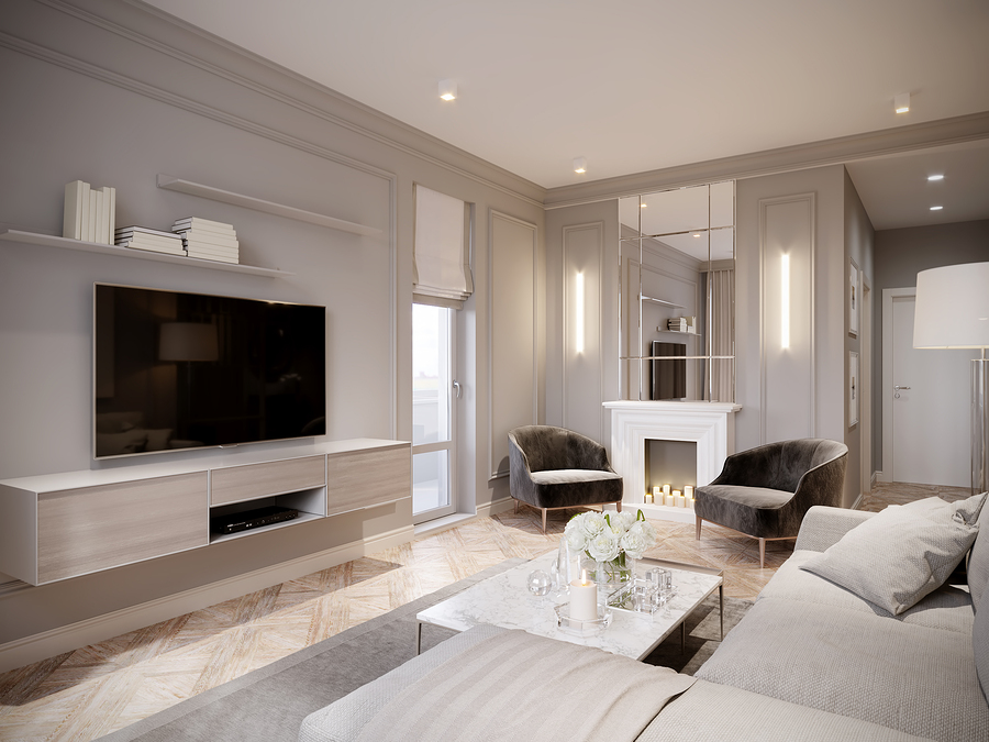 Enjoy a luxury lifestyle in River North real estate.