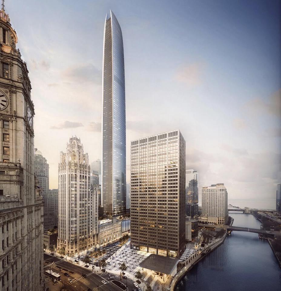 Tribune Tower East Condos