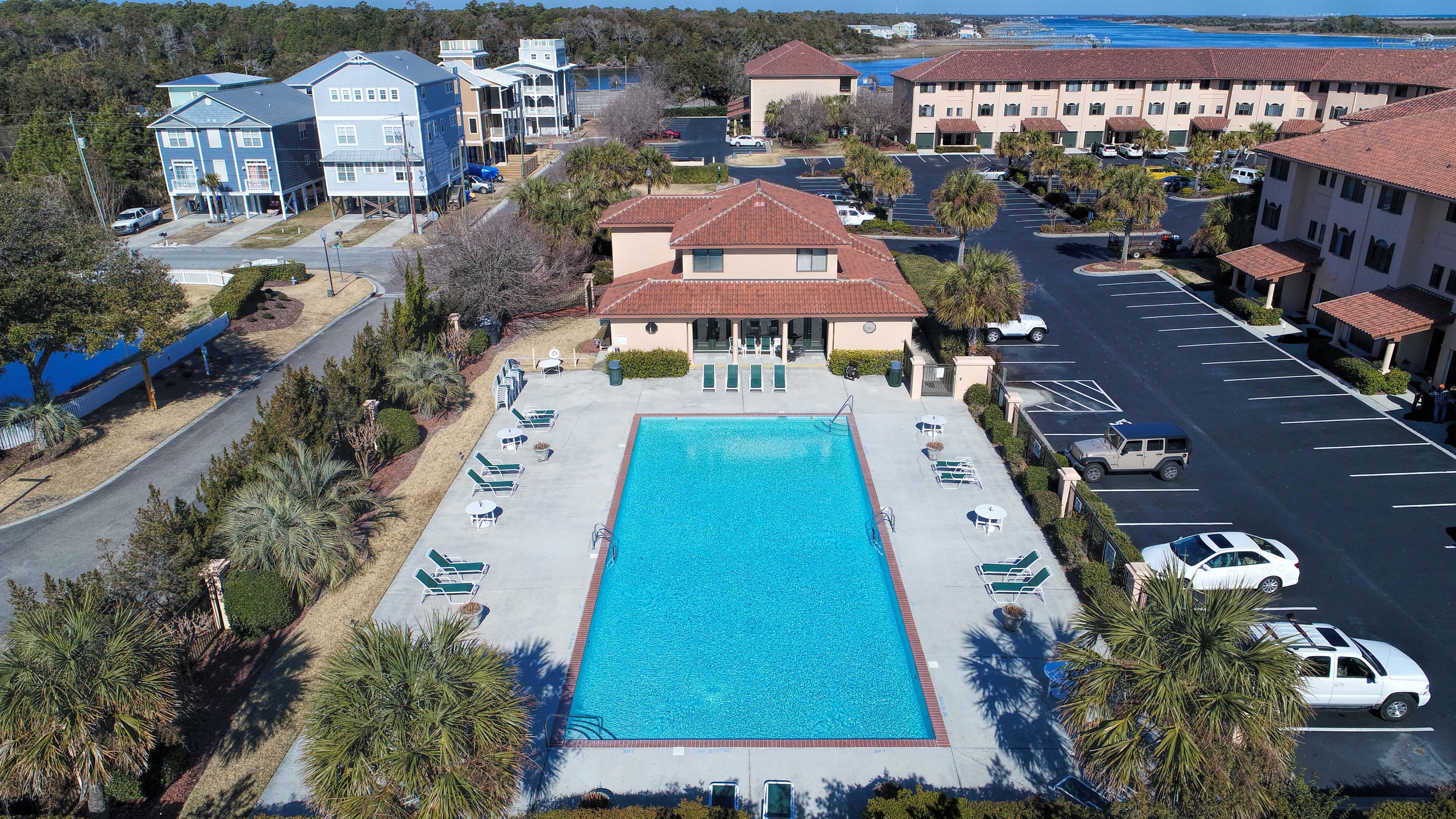 Waterfronte Villas Pool