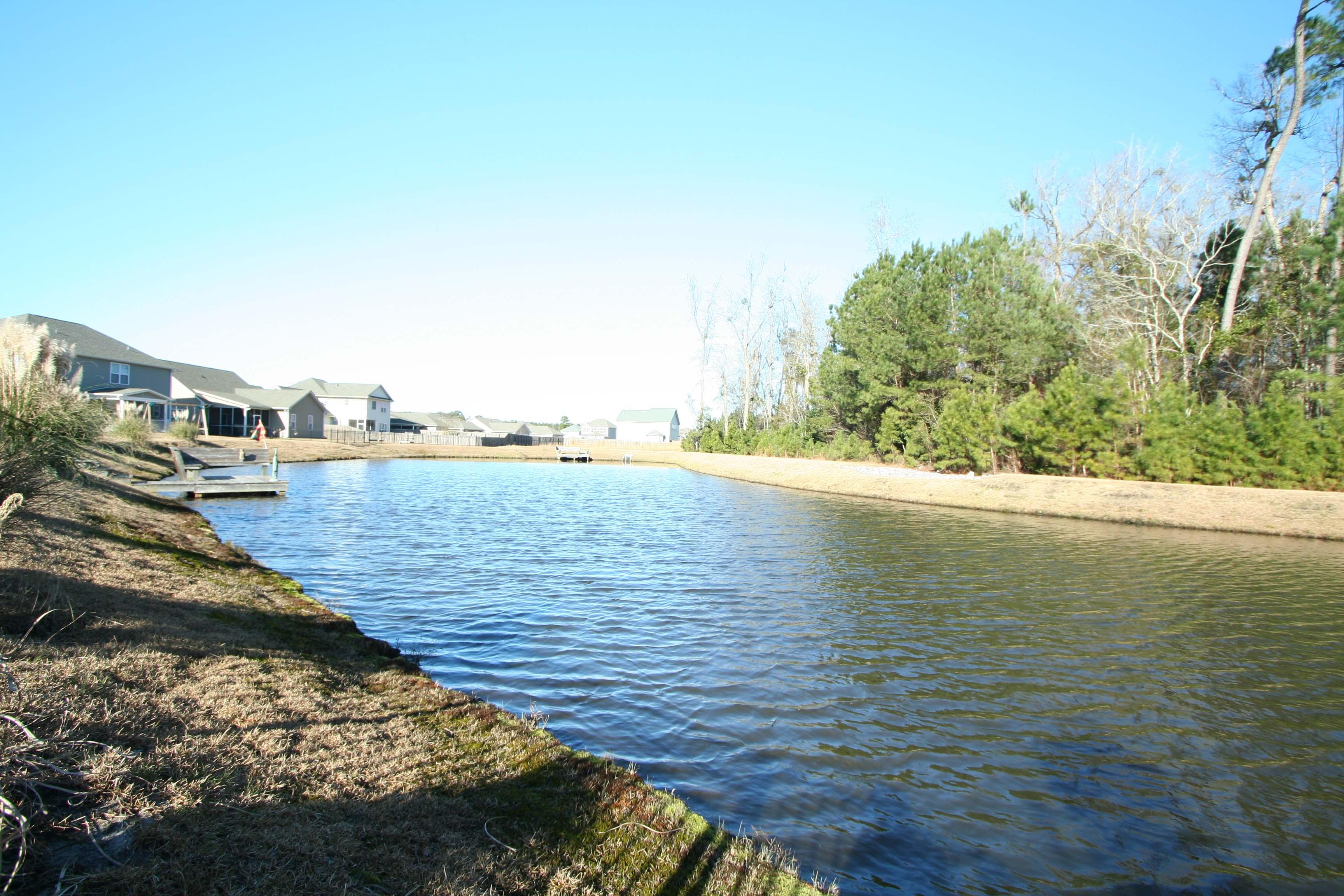 Wedgewood, Leland Ponds