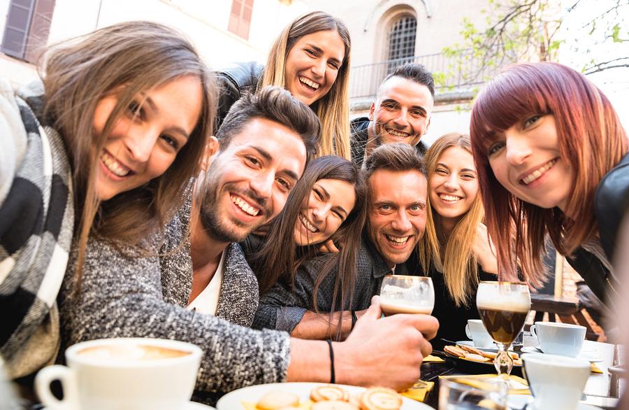 Choose a Grayson Park home and enjoy great restaurants.
