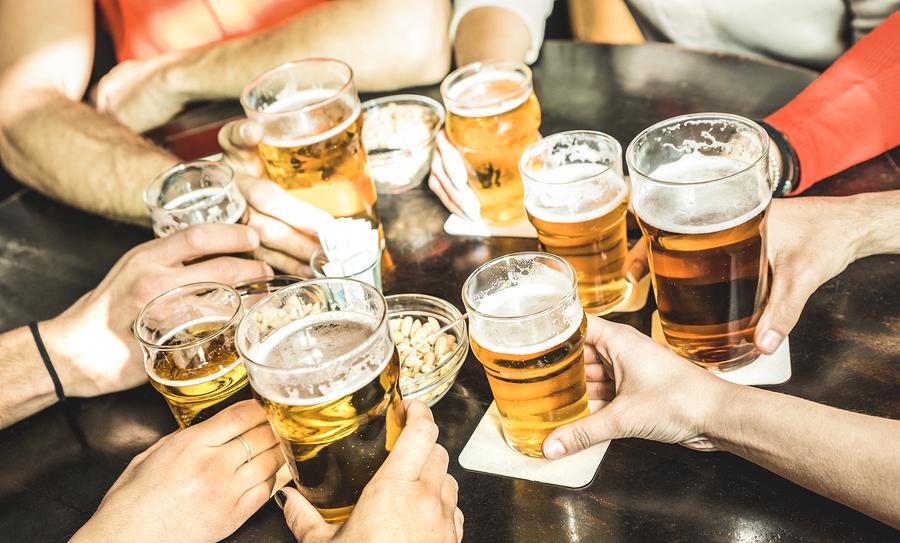 Enjoy beer or wine near your Carolina Beach home at Island Beverage.