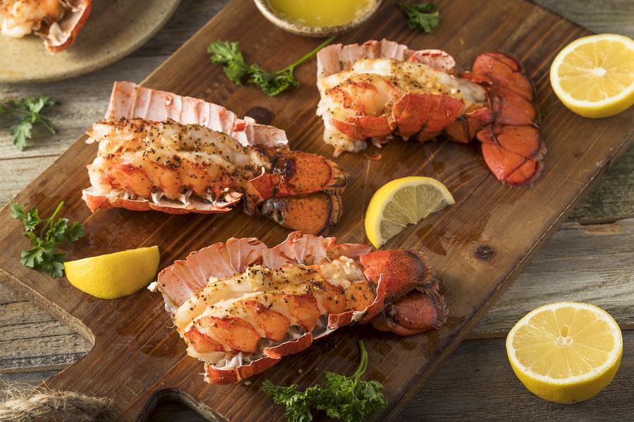 Get fresh seafood near Arrondale real estate.