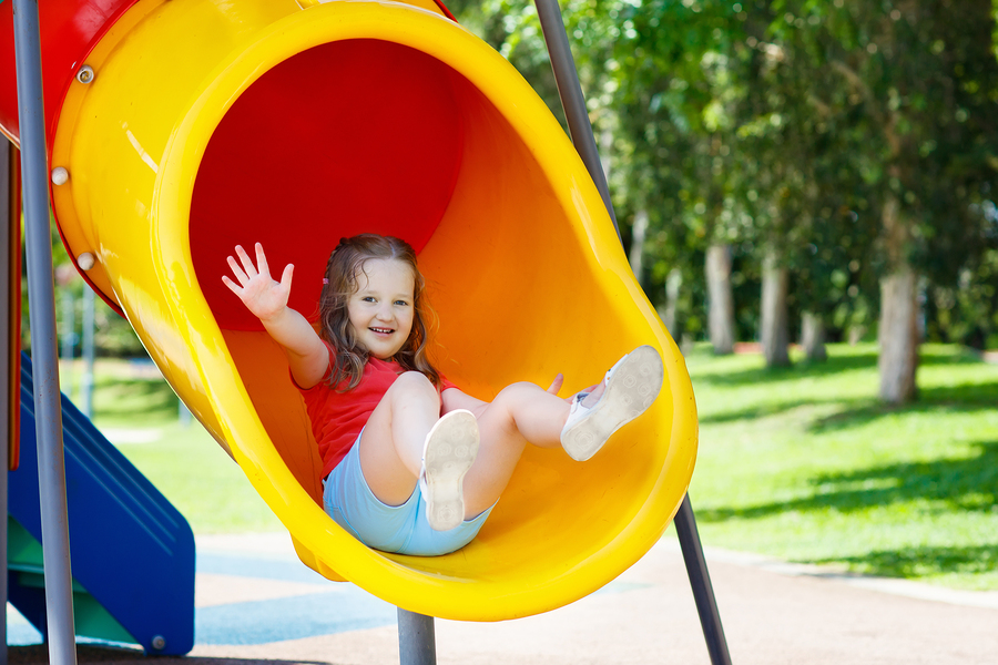 Play at Mike Chappell Park near Harbor Point, Carolina Beach real estate.