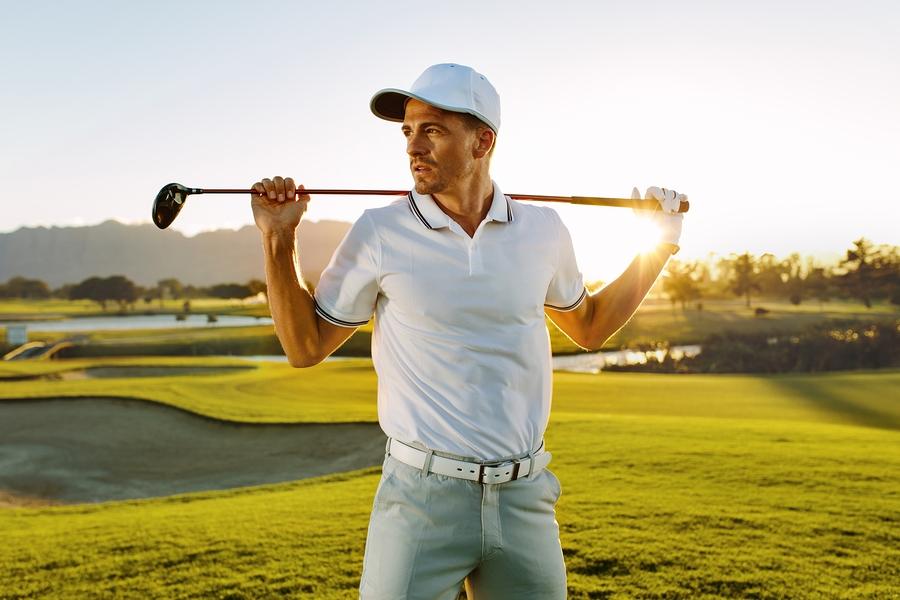 Play golf near your Grayson Park home.