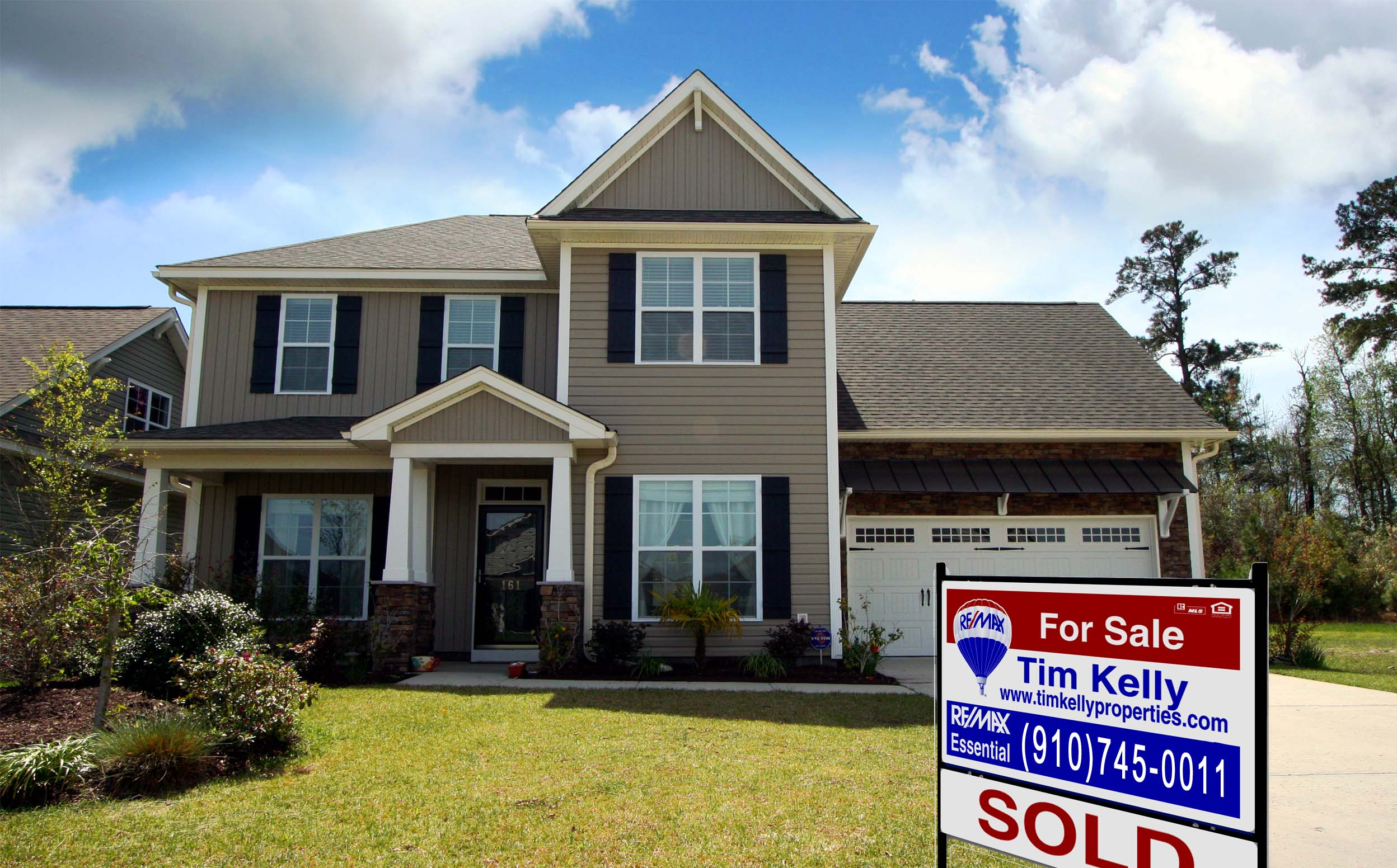 Home sold in Wedgewood