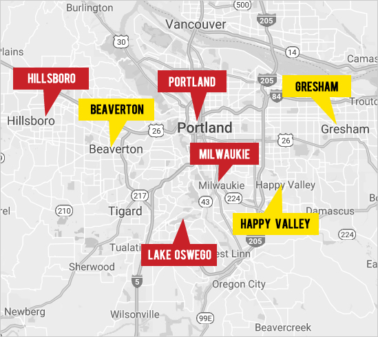 Explore Portland Real Estate