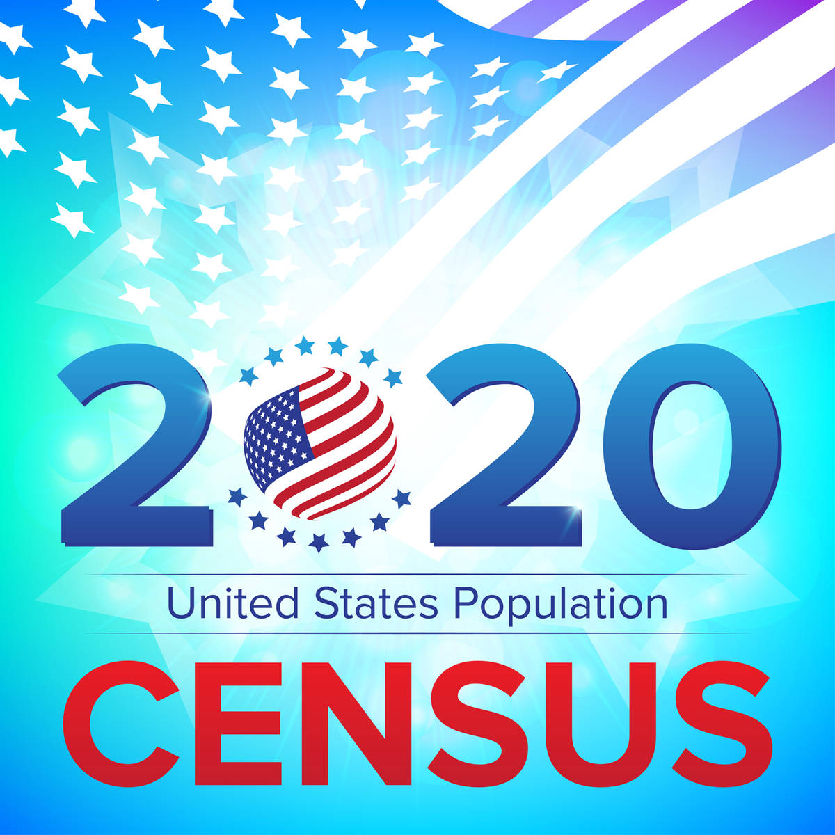 2020 US Census everyone counts