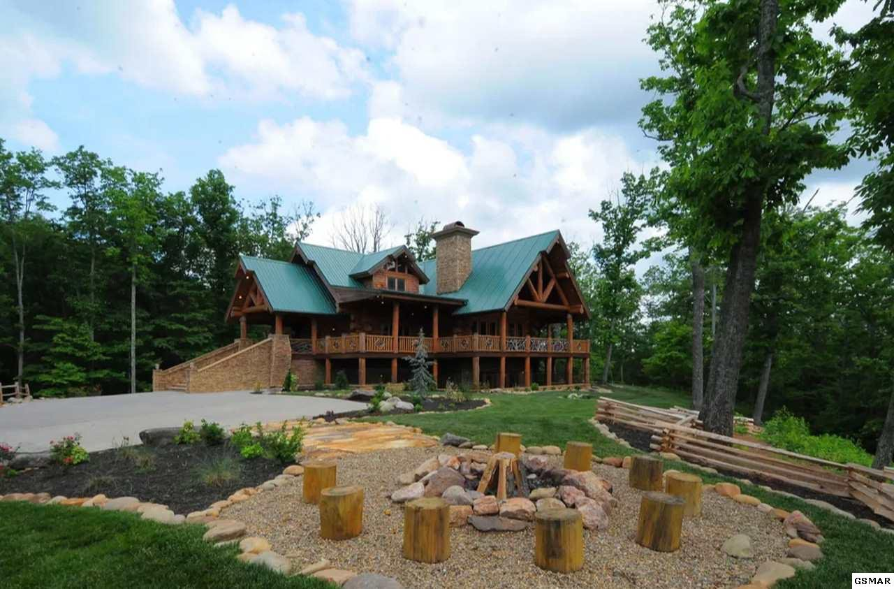 luxury smoky mountain cabins for sale