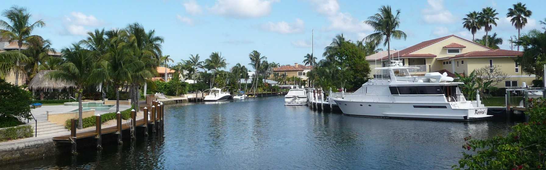 pompano beach real estate waterfront