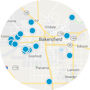 Bakersfield Real Estate Map Search