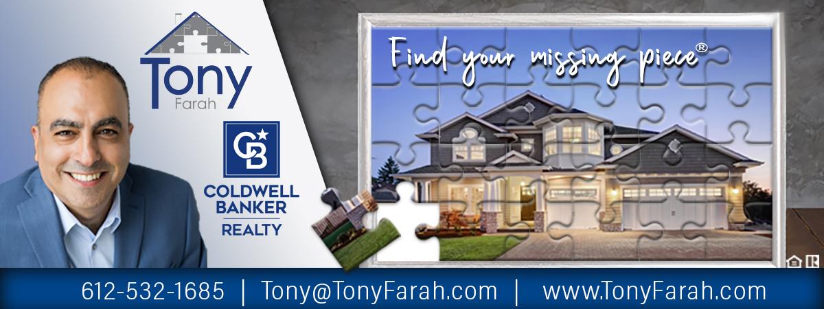 Tony Farah Group Missing Piece