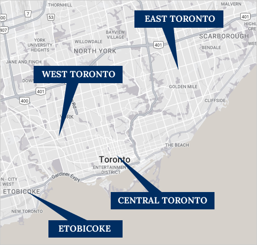 Explore Toronto Real Estate