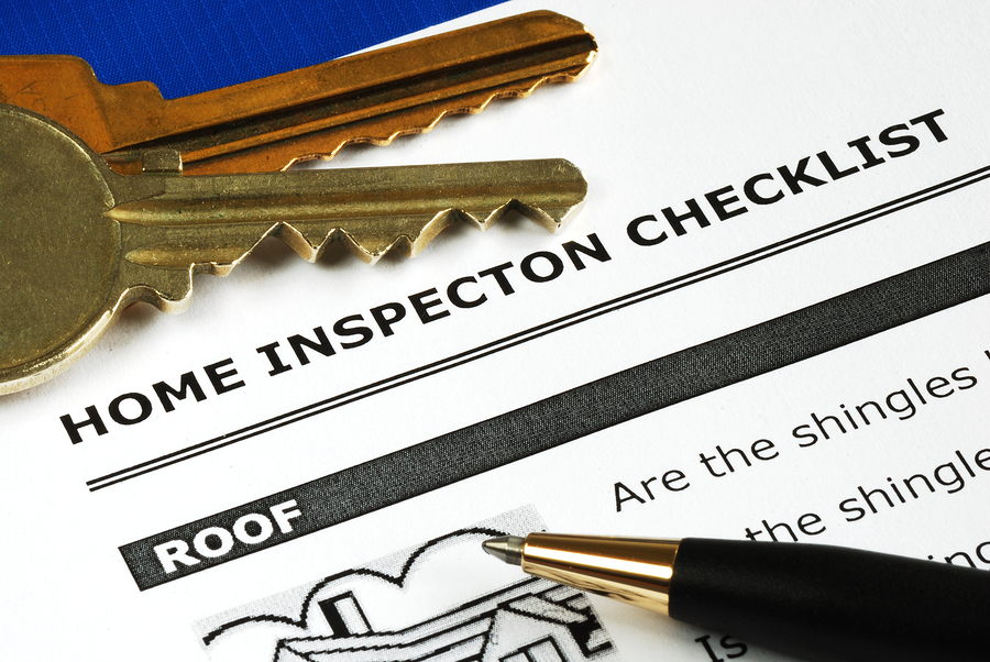 Before you buy Clay property get a home inspection.