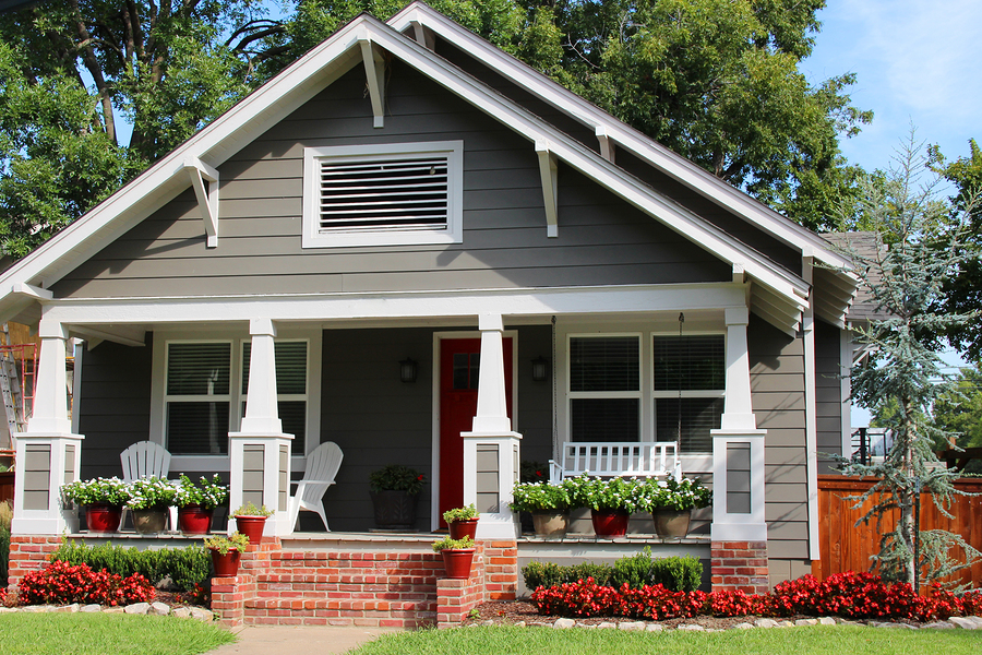 Get the exterior of Dawson Springs real estate ready to sell.