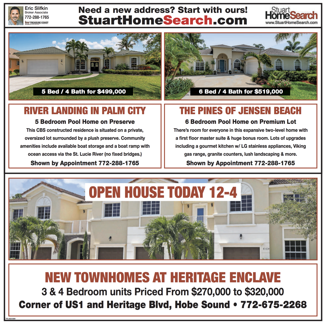 Treasure Coast Home For Sale