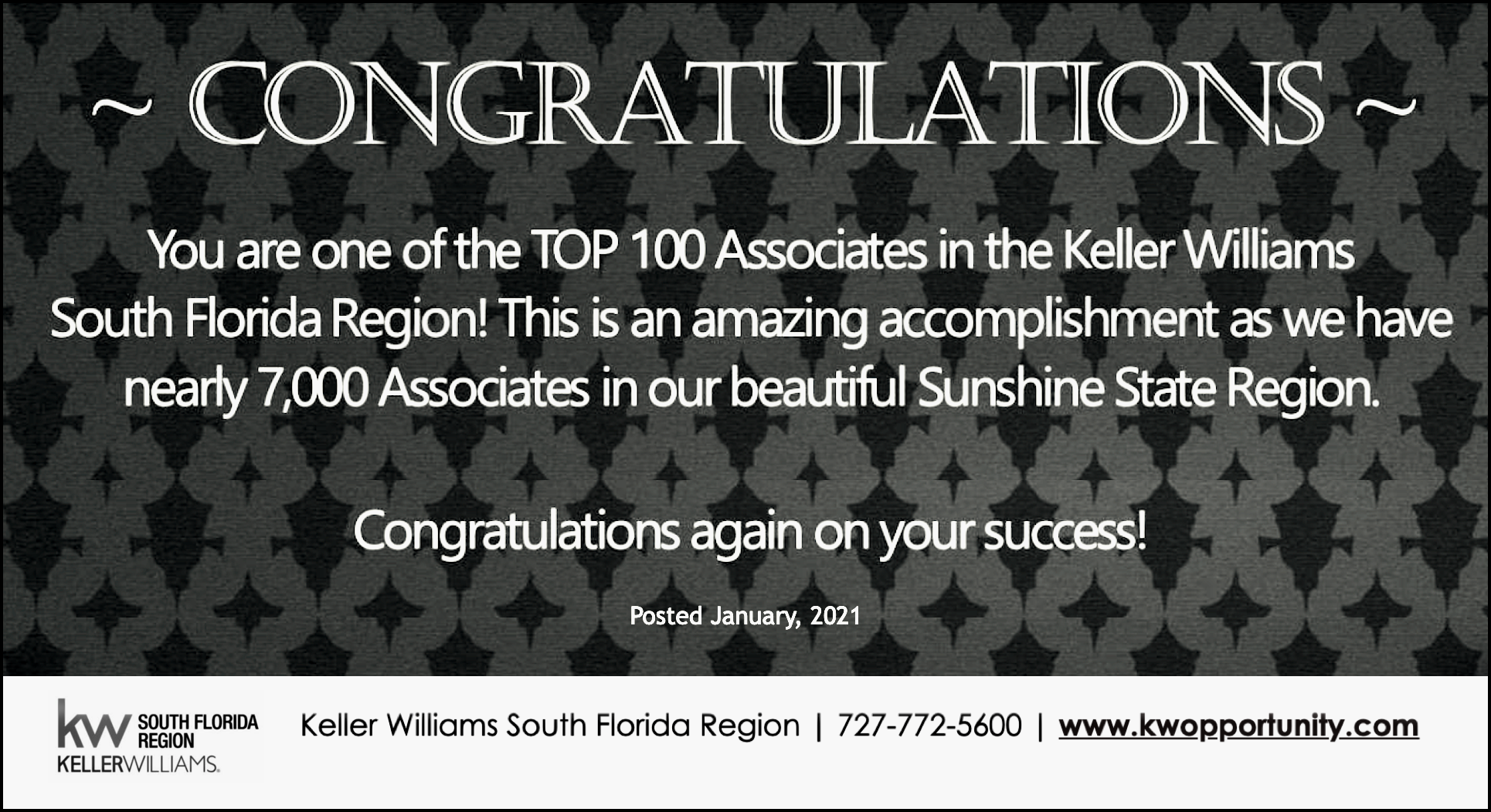 KW Top Agents