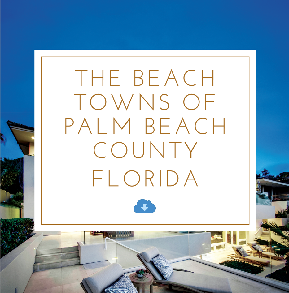 Palm Beaches Luxury Market Report