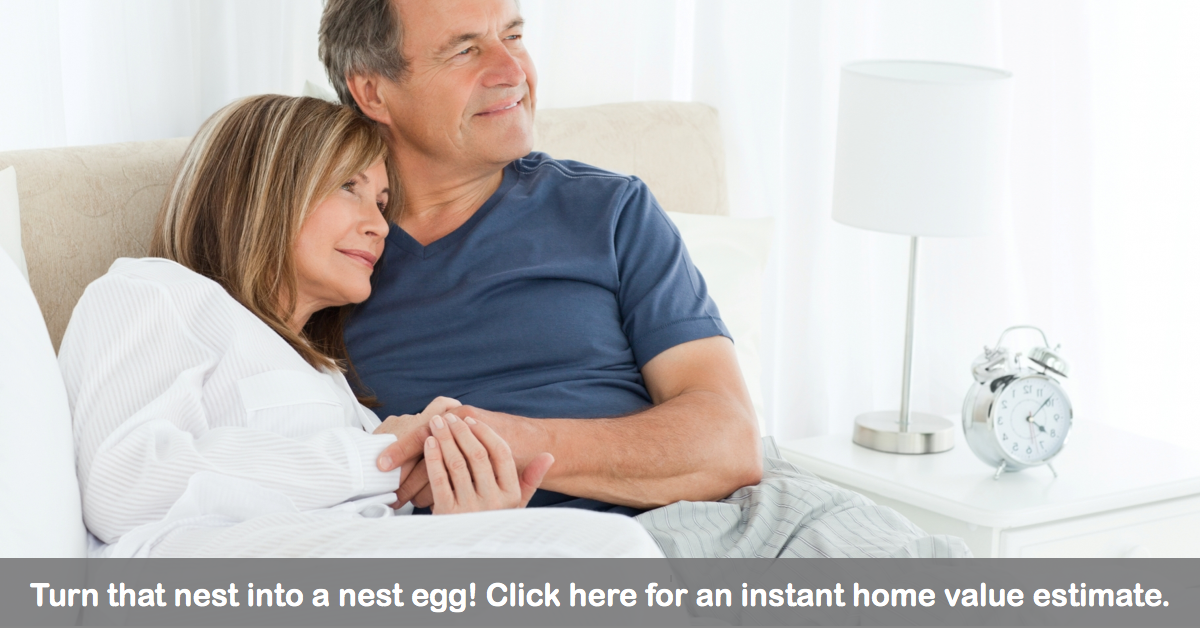 Turn That Empty Nest Into A Nest Egg!