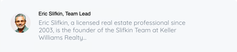 Eric Slifkin