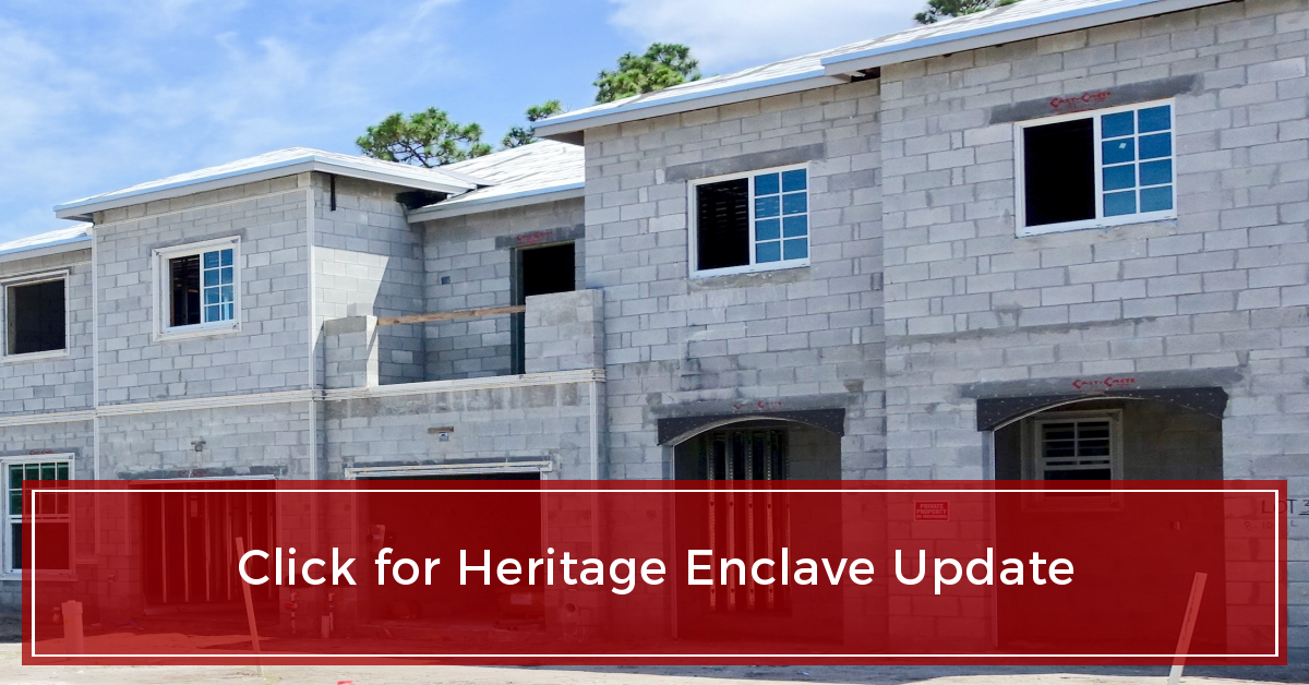 Heritage Enclave Townhomes in Hobe Sound
