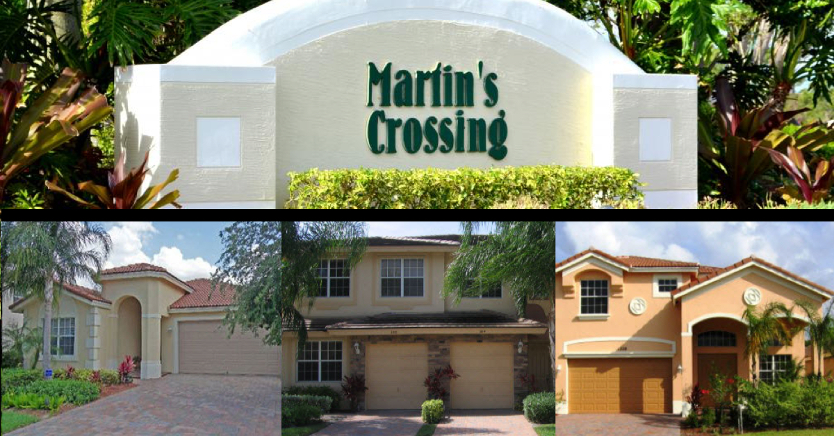 Martins Crossing