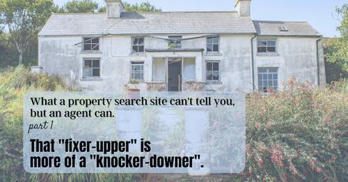 Proprty Search Tips