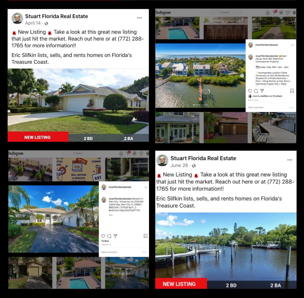 Facebook & Instagram Real Estate Ads