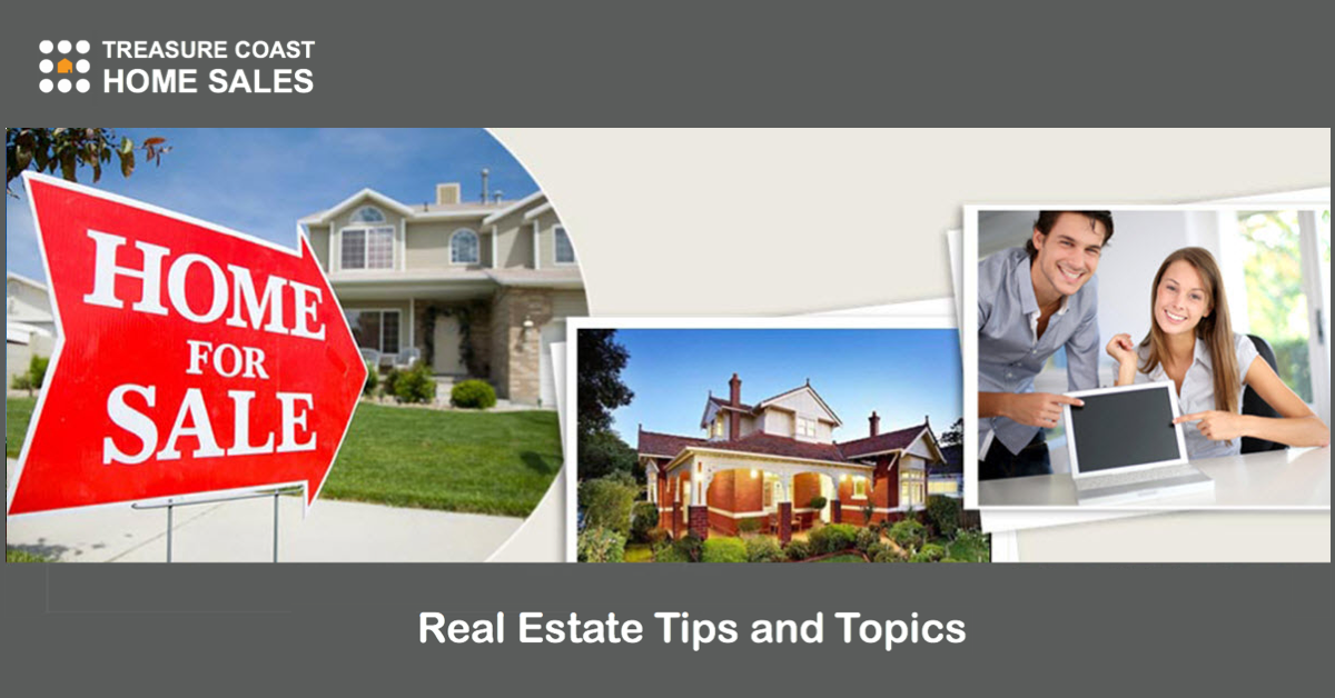 Real Estate Tips and Topics