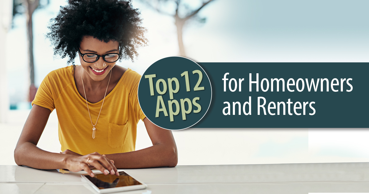 Top 12 Real Estate Apps