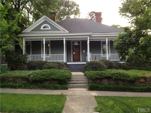 Triangle Rent A Car Raleigh Nc: Homes For Sale In Raleigh's Oakwood Neighborhood