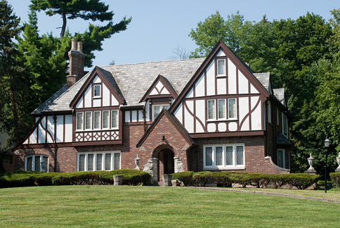 Tudor Style House tudors for sale in the triangle