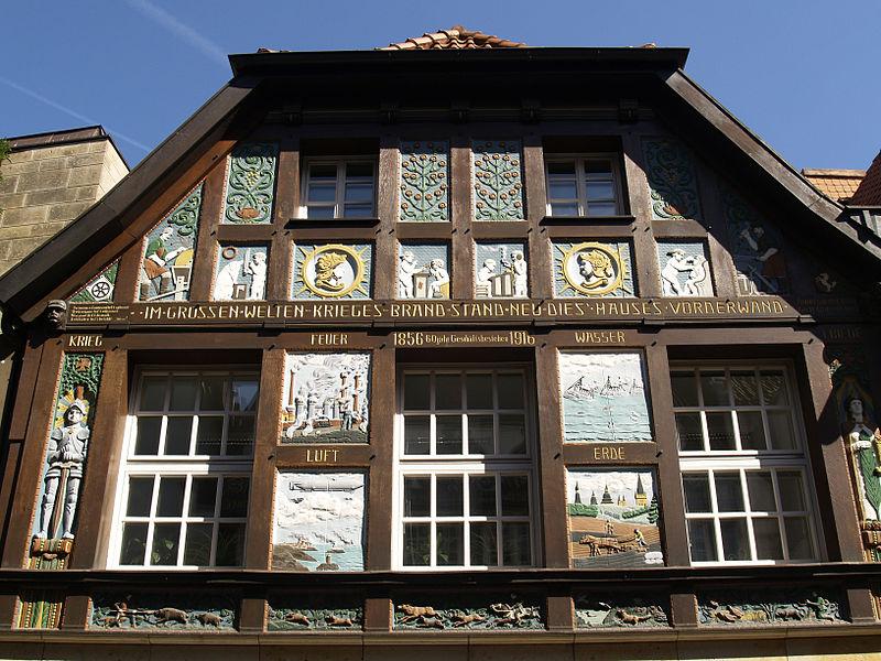 Tudor Home Picture