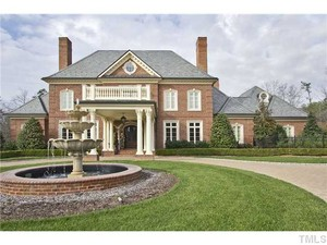 chatham county luxury home
