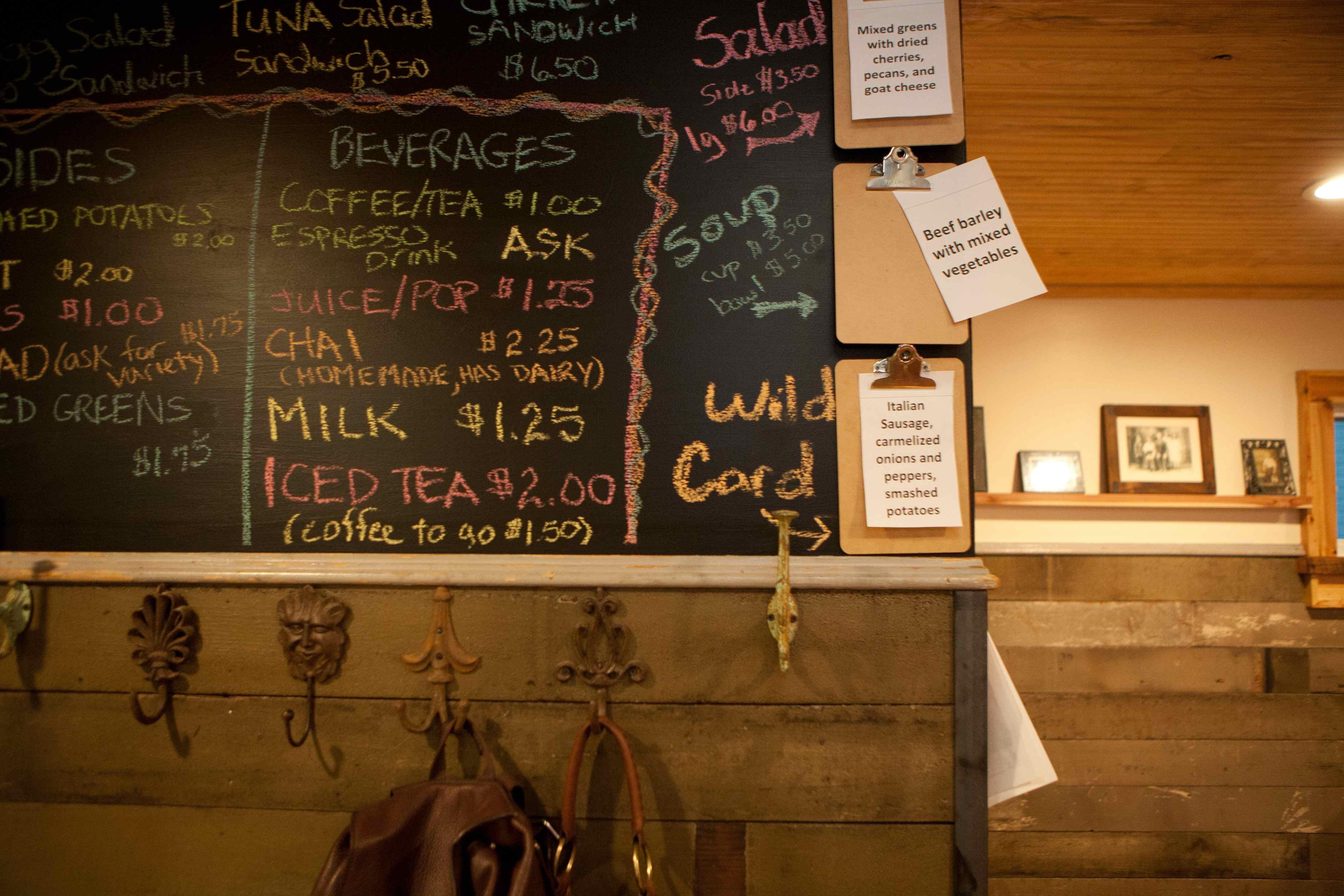 small cafe pittsboro nc