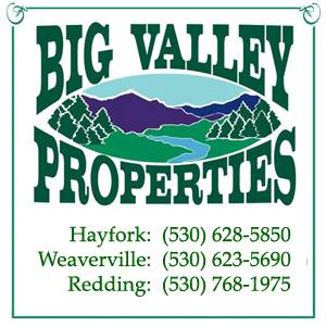 Big Valley Properties - Trinity County, CA