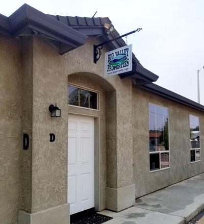Big Valley Properties - Shasta County Office