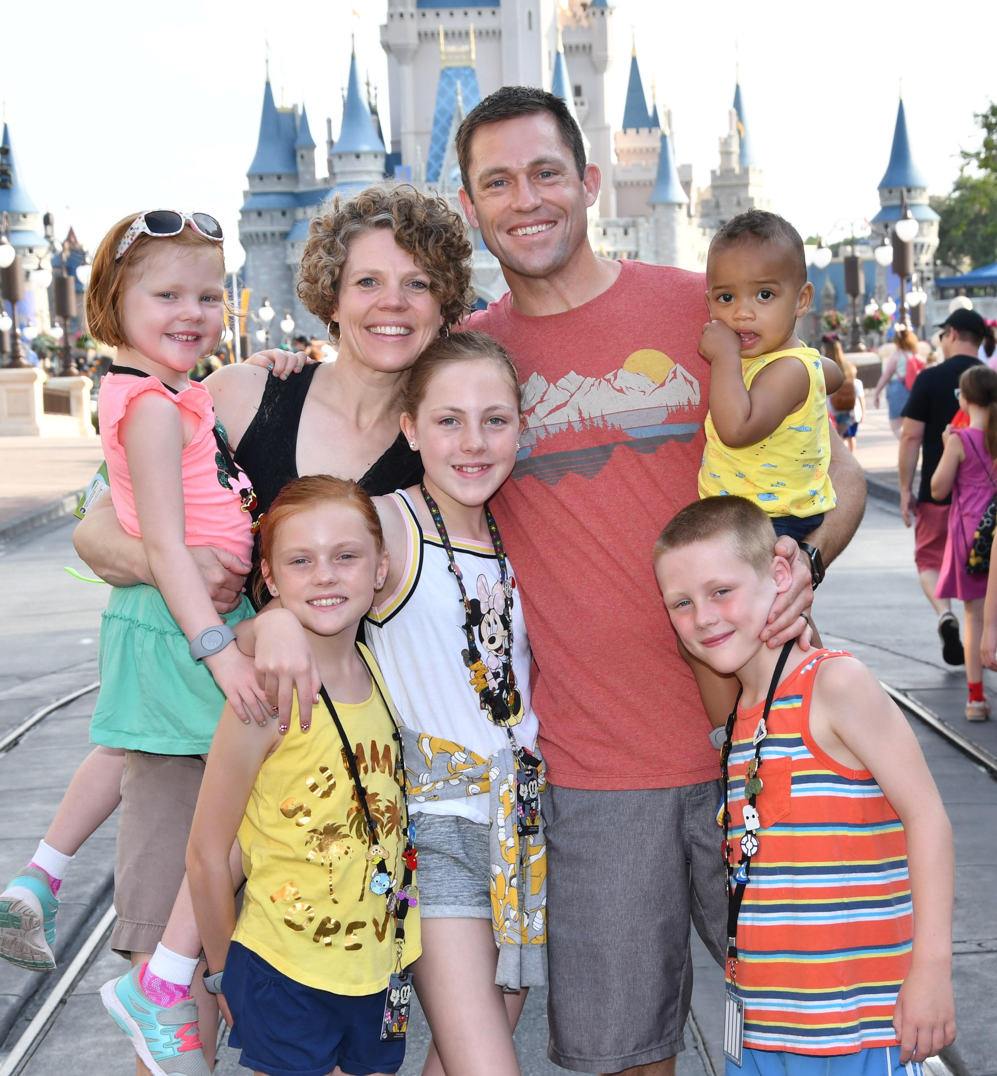 Katie Miller Family