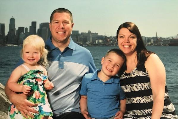 Realtor Anna Strausbaugh Family