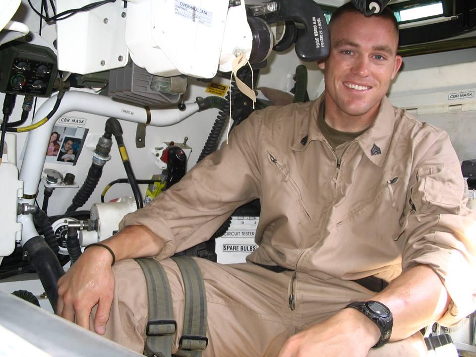 Luke Miller United State Marine Corp