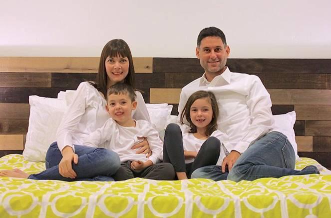 Becka Marston Family Photo