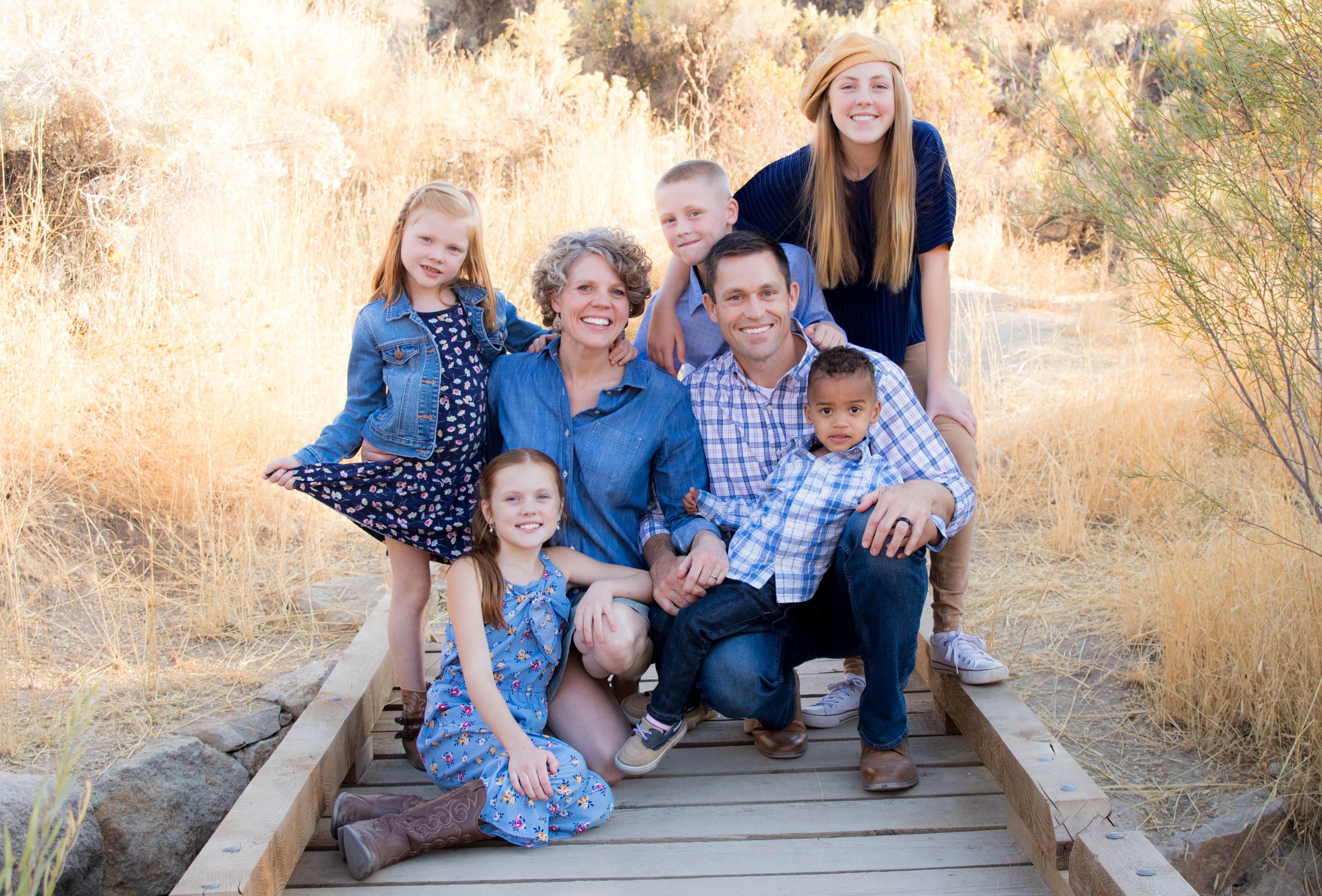 Katie Miller Family Photo 2019